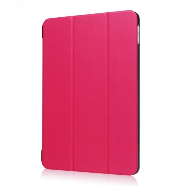 iPad 9.7 2017 - Tri-fold Smart Leder Case pink