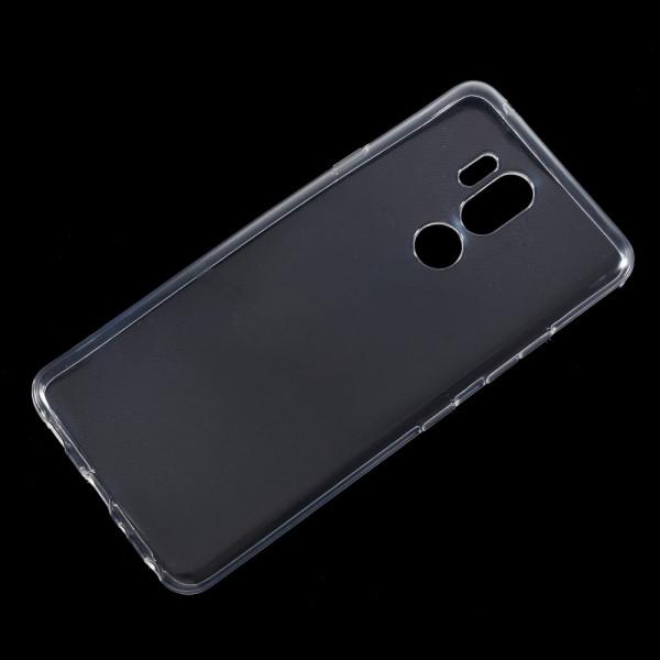 LG G7 - Ultra dünne Silikon Gummi Hülle transparent